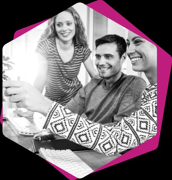 Somos un Partner de Comercio Electrónico que busca acompañar y apoyar a Tiendas Online